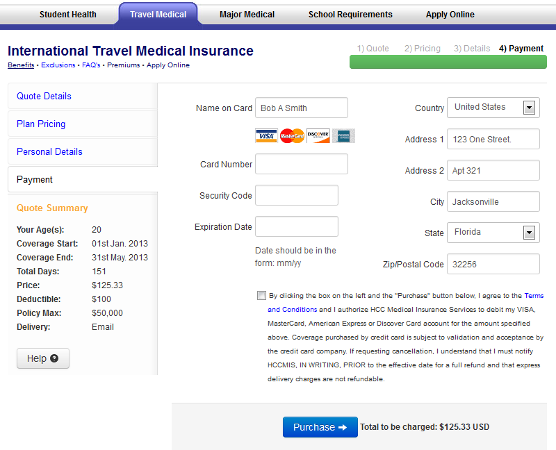 Is Travel Insurance Included On A Credit Card