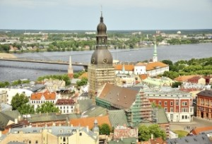 View of Old Riga, Latvia478826469