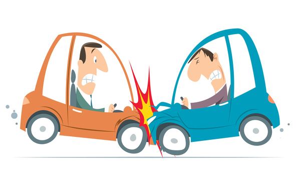 Does my health insurance cover car accidents?
