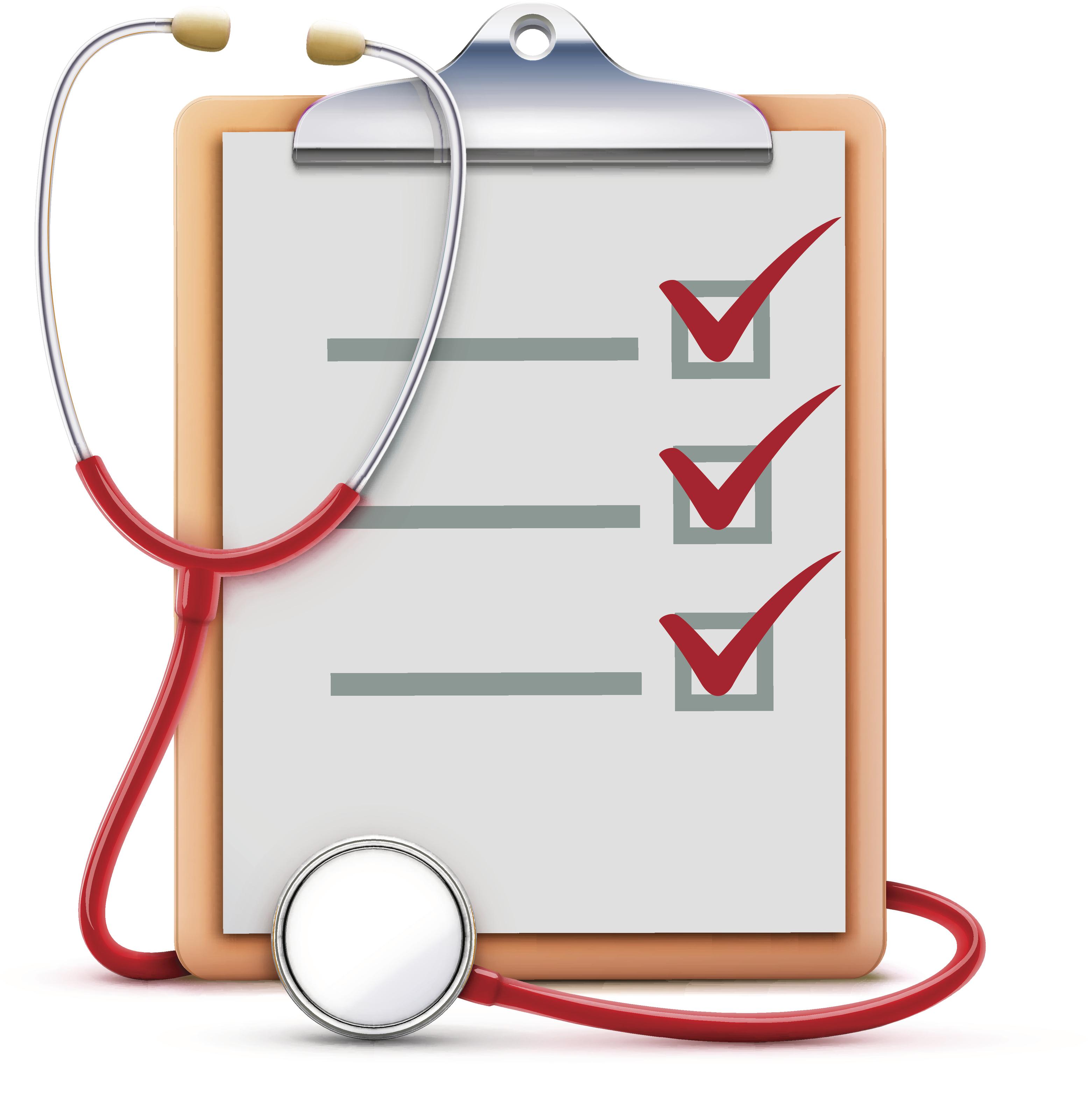 Lista de verificación médica antes de viajar a los EE. UU. - Seguros ...